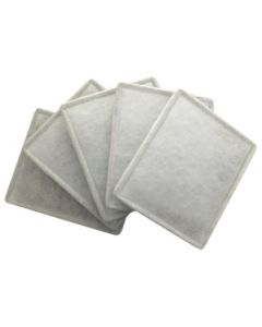 Can-Fan Replacement Intake Filter 8 in - 10 in  (5/Cs)