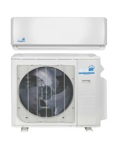 Ideal-Air Pro Series 24,000 BTU 16 SEER Heating & Cooling (2 Boxes)(Freight/In-Store pickup only)