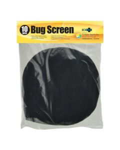 Black Ops Bug Screen w/ Active Carbon Insert 10 in