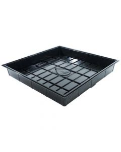 Botanicare Tray 4 ft x 4 ft ID - Black(Freight/In-Store pickup only)