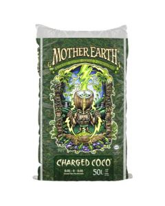 Mother Earth Charged Coco 50 Liter 1.5 cu ft (67/Plt)