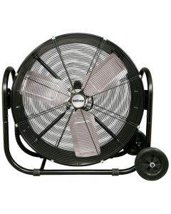 Hurricane Pro Heavy Duty Adjustable Tilt Drum Fan 30 in