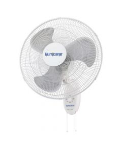 Hurricane Supreme Oscillating Wall Mount Fan 18 in (36/Plt)