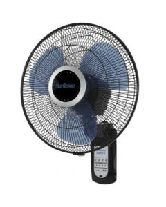 Hurricane Super 8 Oscillating Digital Wall Mount Fan 16 in (48/Plt)
