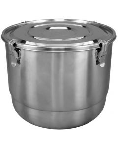 HumiGuard Clamp Sealing Stainless Containers - 17 L