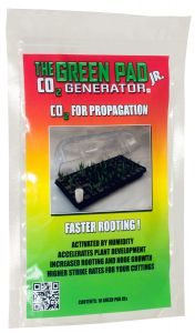 Green Pad Jr CO2 Generator Contains 10 Pads