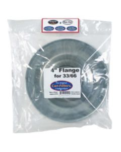 Can-Filter Flange 33/66 4 in