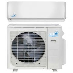 Ideal-Air Pro Series 24,000 BTU 16 SEER Heating & Cooling (2 Boxes) (Freight/In-Store Pickup Only)
