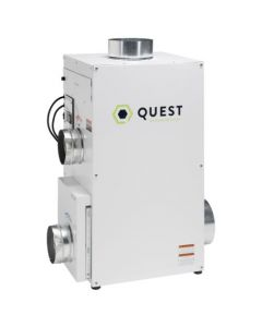 Quest Desiccant Dehumidifier Dry 132D - 115 Volt  (Freight/In-Store Pickup Only)