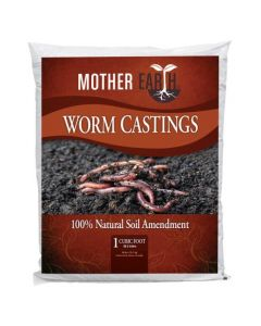 Mother Earth Worm Castings 1 cu ft