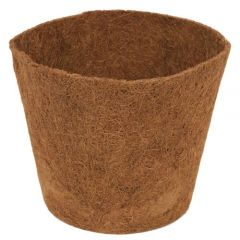 Mother Earth Coco Basket Liner 8 in (10/Pack) Must buy 10