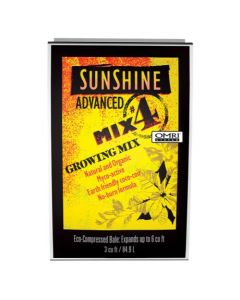 Sunshine Advanced Mix # 4 - 3 cu ft Compressed  (Freight/In-Store Pickup Only)