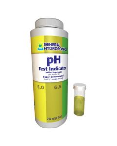 GH pH Test Indicator 8 oz (Must buy 12)