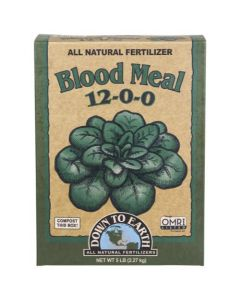 Down To Earth Blood Meal - 5 lb