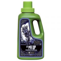 Emerald Harvest pH Up Quart/0.95 Liter (Freight/In-Store Pickup Only)