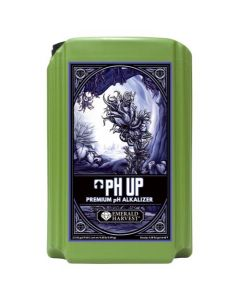 Emerald Harvest pH Up 2.5 Gallon/9.46 Liter (Freight/In-Store Pickup Only)