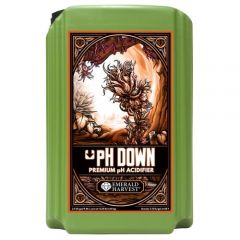 Emerald Harvest pH Down 2.5 Gallon/9.46 Liter (Freight/In-Store Pickup Only)