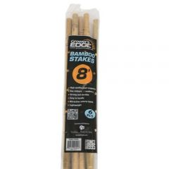 Grower's Edge Natural Bamboo 8 ft - 6/Bag  (Freight/In-Store Pickup Only)
