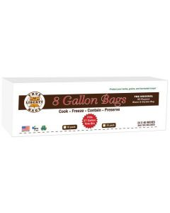 True Liberty 8 Gallon Bag 24 in x 40 in (10/Pack)