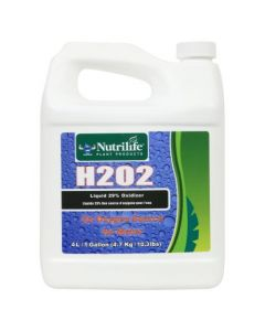 Nutrilife H2O2 29% Gallon  Must buy 4 (Freight/In-Store Pickup Only)