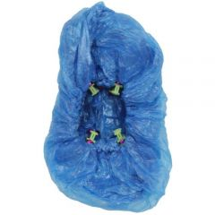 Grower's Edge Plastic Shoe Cover (100/Pack) Must buy 100