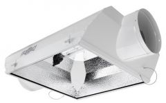 AC/DE Double Ended Air-Cooled Reflector 8 in (Freight/In-Store Pickup Only)